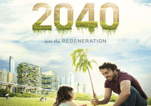 Film 2040 in première tijdens duurzaamheidschallenge van de provincie