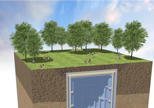 Arnhemse wijk Ons Dorp start met Ecovat: Energieopslag voor zonnestroom en windenergie