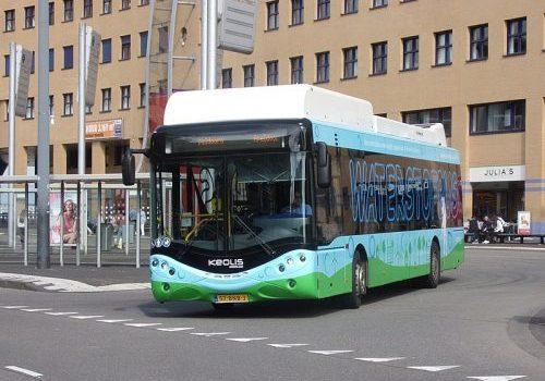 Waterstofbussen in Gelderse dienstregeling goed alternatief voor diesel- of CNG-bussen