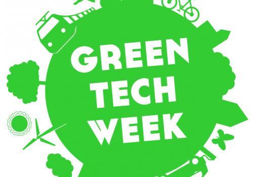 GreenTech Week Oost-Nederland van 7-14 oktober