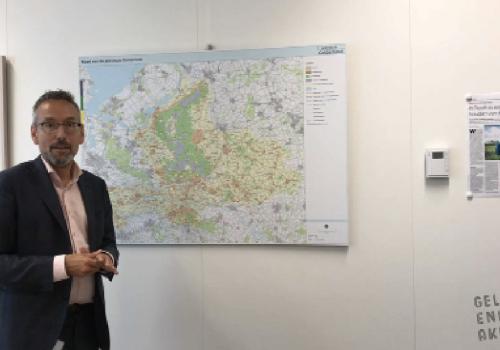 Videoboodschap Jan van der Meer, gedeputeerde