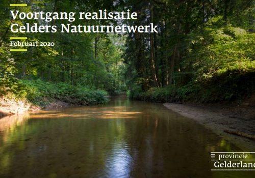 Nieuw rapport: Gelderland op koers met realisatie nieuw natuurnetwerk
