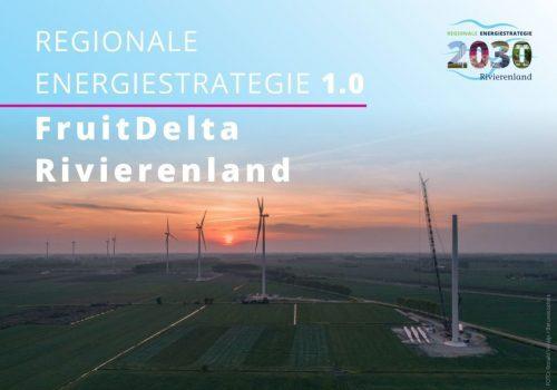 RES 1.0 Rivierenland mikt 1,2 TWh duurzame opwek in 2030