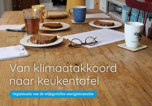 Whitepaper: Van klimaatakkoord naar keukentafel