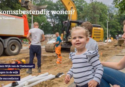 Digitaal magazine over Wijk van de Toekomst nu online