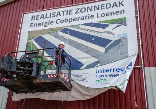 Realisatie grootste privaat gefinancierde zonnedak van Gelderland