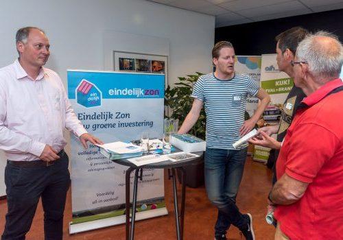 Regio Nijmegen houdt eerste Zonnedaken Conferentie